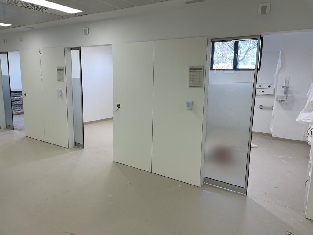 paredes insonorizadas_señalética hospital