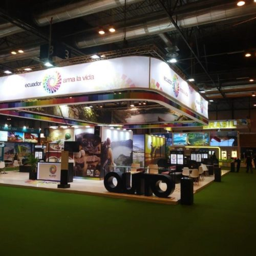 exhibition stand builders