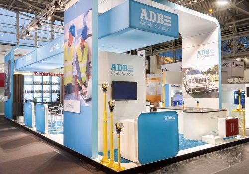 modular exhibition stands